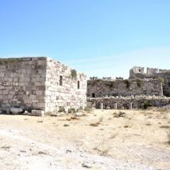 Viduramžių riterių palikimas Koss saloje. Graikija