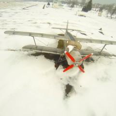 Kauno Aleksoto oro uostas iš paukščio skrydžio