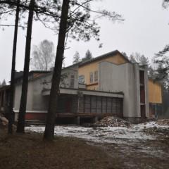 Karininkų vila Kazlų Rūdos miškuose