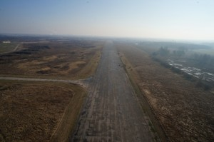 karinis aerodromas