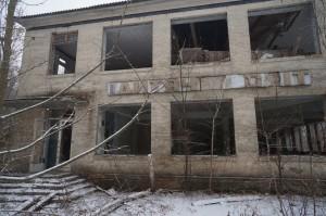 Nelegali kelionė į Černobylio zoną