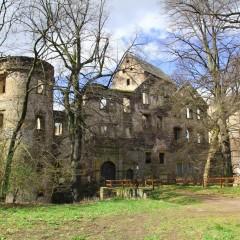 Kiaulių pilis (Zamek Świny) – seniausia privati pilis Lenkijoje