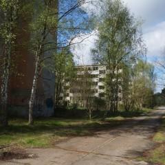 Pstraze – miestas vaiduoklis Lenkijoje