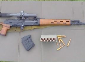 Legendinis snaiperio šautuvas Dragunov SVD – kiekvienam